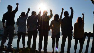 6月第二例会「届け若者の声まちと若者の意見交換会」